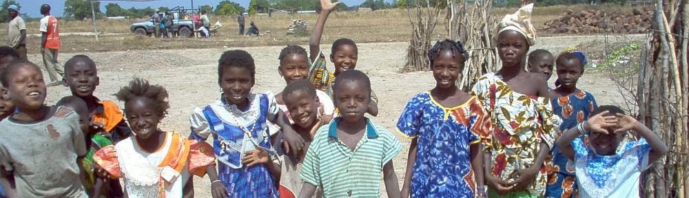 Build a School in Africa