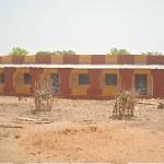 New school in Sossoro, commune of Doumanaba